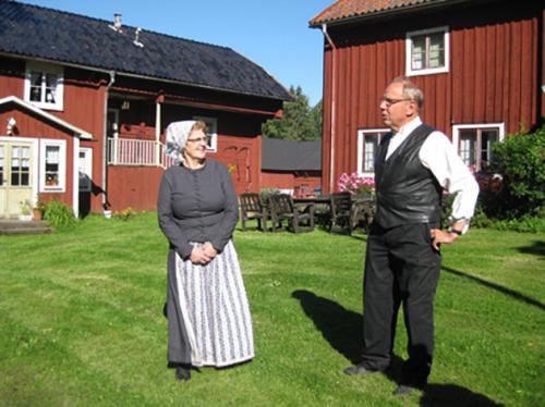 Anitha och Lars-Erik Olsson