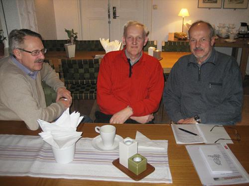 Gunnar, Rolf, Alf