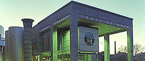 Louis De Geer hallen
