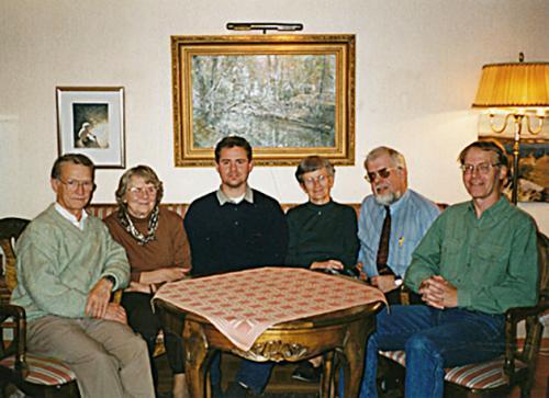 Styrelsen 1997-99