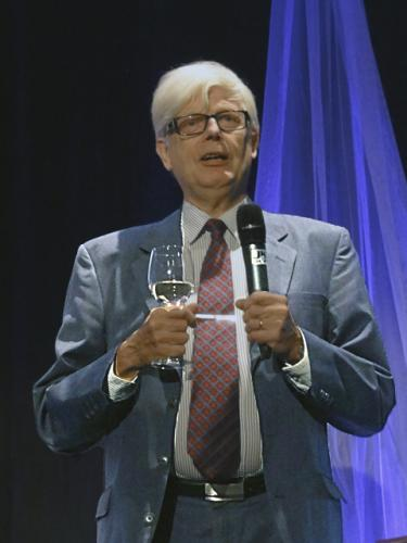 Sveriges Släktforskarförbunds nye ordförande Erland Ringborg